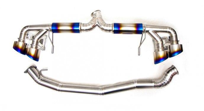 Układ wydechowy CatBack - Nissan GTR R35 - GRUBYGARAGE - Sklep Tuningowy